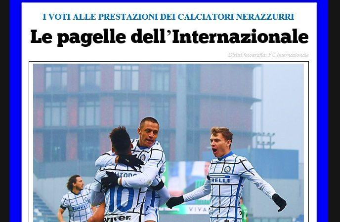 Sassuolo-Inter, le pagelle del Corriere Nerazzurro