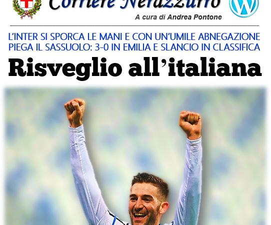 Corriere Nerazzurro – Edizione 29/11/2020